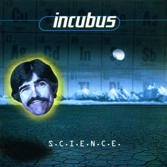 Album cover van S.C.I.E.N.C.E. van Incubus