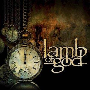 Album cover Lamb of God